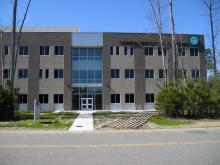 The National Institute of Aerospace in Hampton